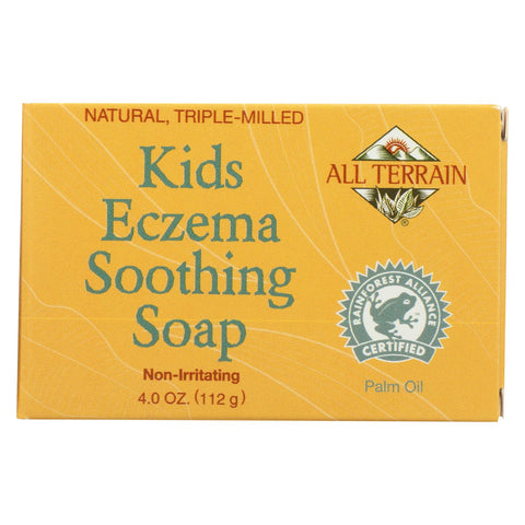 All Terrain - Kids Eczema Soap - 4 Oz.