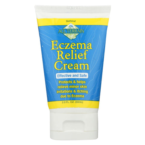 All Terrain - Cream Eczema Relief - 2 Fl Oz.