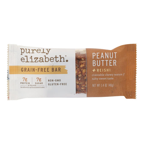 Purely Elizabeth - Bar Gran Pntbtr Cinnamon Gr Fr - Case Of 12 - 1.4 Oz