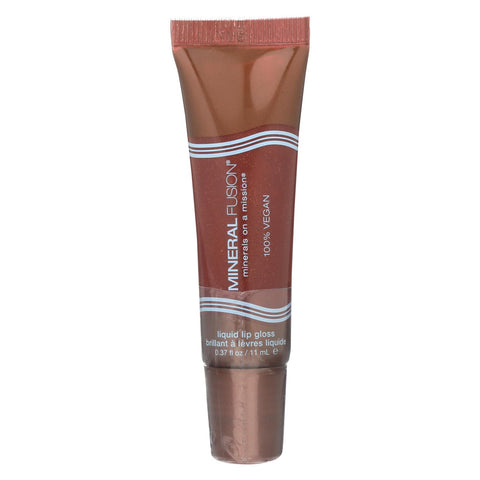 Mineral Fusion - Liquid Lip Gloss - Sensitive - 0.37 Oz.