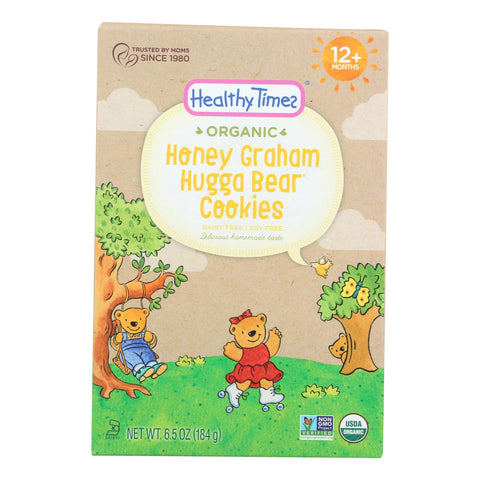 Healthy Times - Cookie Hugga Bear Hny - Case Of 6 - 6.5 Oz