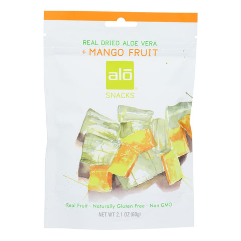 Alo - Dried Snack Av Mango - Case Of 10 - 2.10 Oz