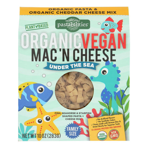 Pastabilities - Mac & Cheese Vegan - Case Of 6 - 10 Oz