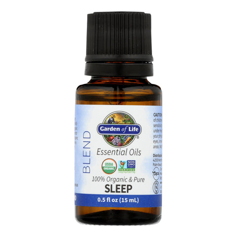 Garden Of Life - Ess Oil Organic Sleep Blend - 1 Each-.5 Fz