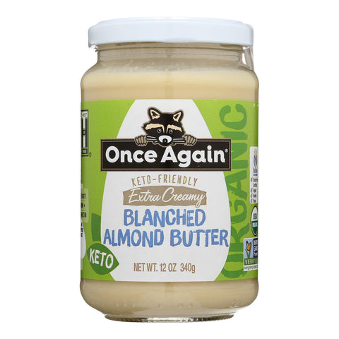 Once Again - Blnc Almdbtr Organic Xtra Cream - Case Of 6 - 12 Oz