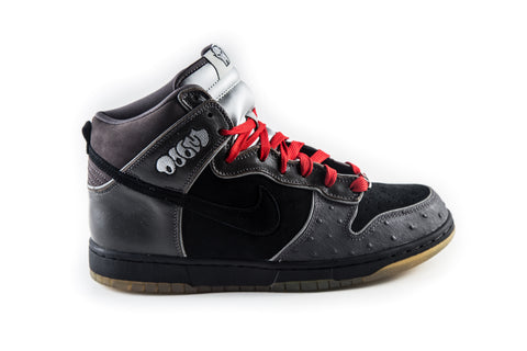 SB Dunk High Premium MF Doom