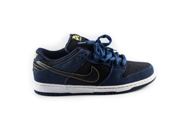SB Dunk Low Pro Skeletors