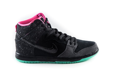 SB Dunk High Premium Northern Lights