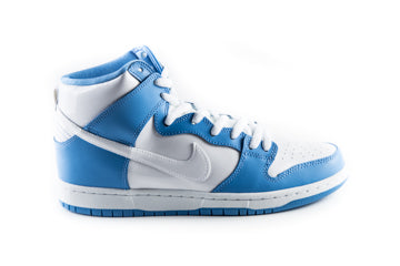 SB Dunk High Premium Rival Pack UNC