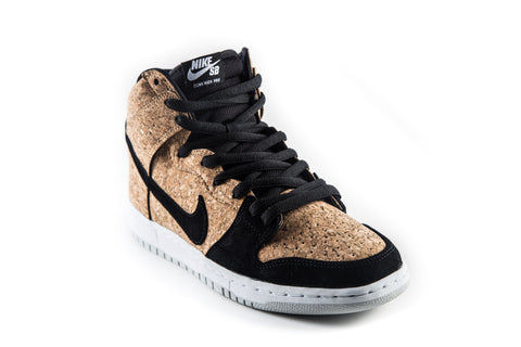SB Dunk High Premium Cork
