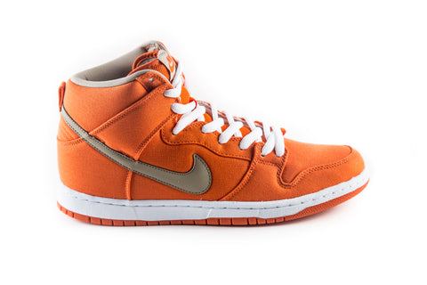 SB Dunk HighAll Orange