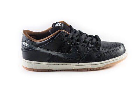 SB Dunk Low Premium Black Rain