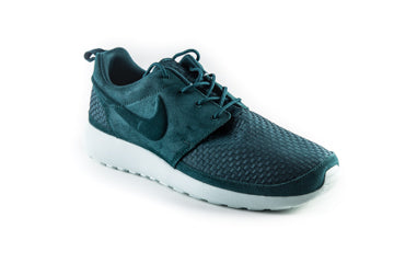 Roshe Run  Dark Atomic Teal Fiberglass