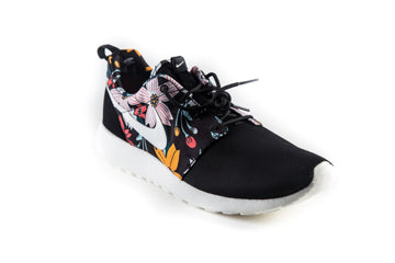 Roshe Run  One Print Aloha Pack Black