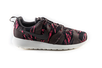 Roshe Run GPX  Tiger Camo Pack Petra Brown Team Red