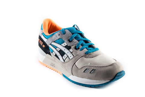Gel-Lyte III Grey & Orange