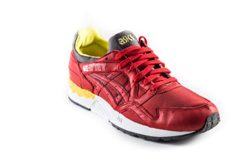 Gel-Lyte V Fiery Red | White