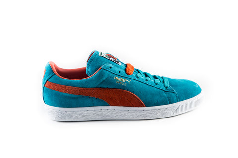Suede  Classic Miami Dolphins