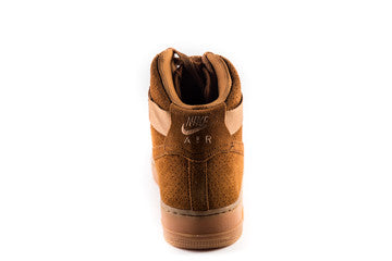 Air Force 1 Hi Suede Brown (W)