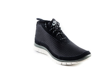 Free Chukka Black Teal Grey Black