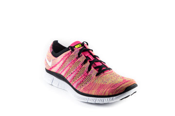 Free Flyknit NSW Pink Flash