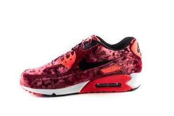 Air Max 90 ANNIVERSARY  QS Red Velvet