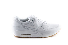 Air Max 1 Leather White Ostrich