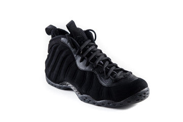 Air Foamposite One Premium Triple black