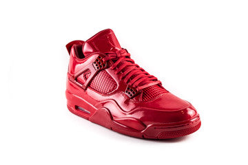 Air Jordan 4  11Lab4 University Patent Red