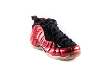 Air Foamposite Pro Metallic Red
