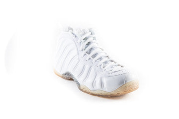 Air Foamposite One White Out
