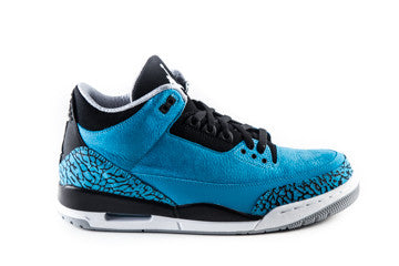 Air Jordan 3 RetroPOWDER BLUE