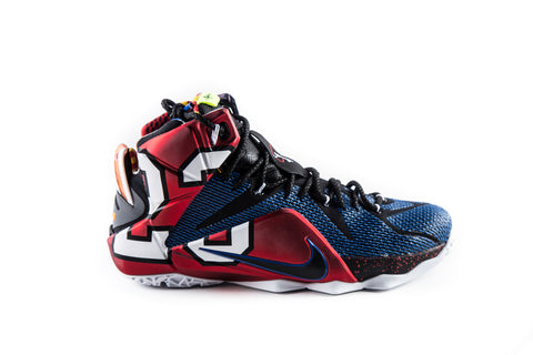 Lebron 12 WTL What The