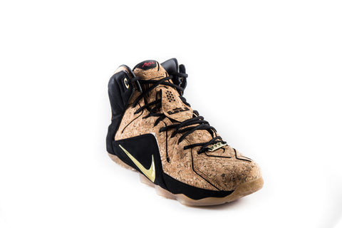 Lebron 12 EXT Kings Cork
