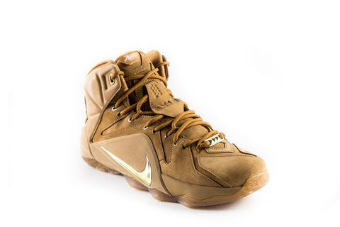 Lebron 12 EXT Wheat