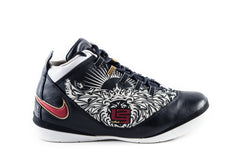 LeBron 2 Zoom Soldier USA Tattoo
