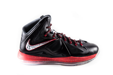 LeBron 10 X Pressure (with sport pack)