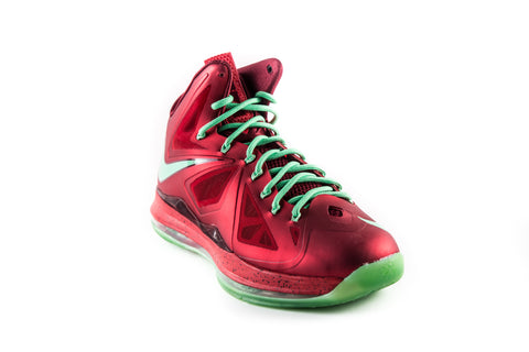 LeBron 10 X Christmas Day
