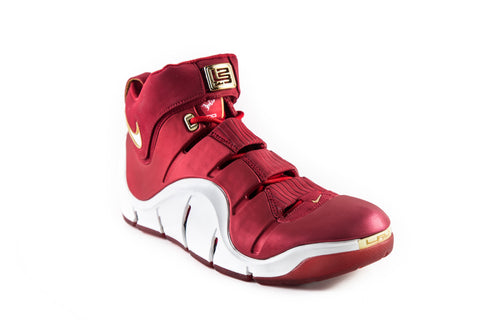 LeBron 4 Zoom Lebron China