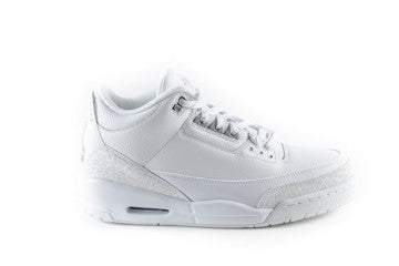 Air Jordan 3 Retro  PURE