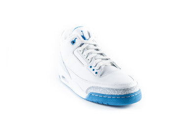 Air Jordan 3 Retro  Harbor Blue