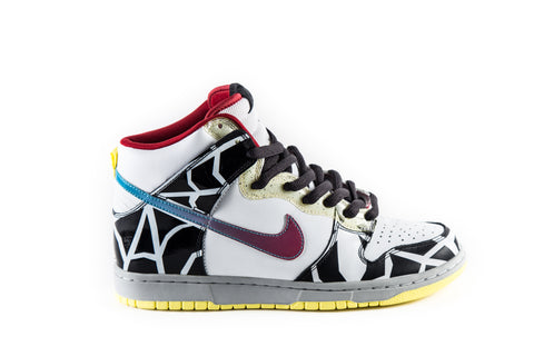 SB Dunk High Premium Thrashin