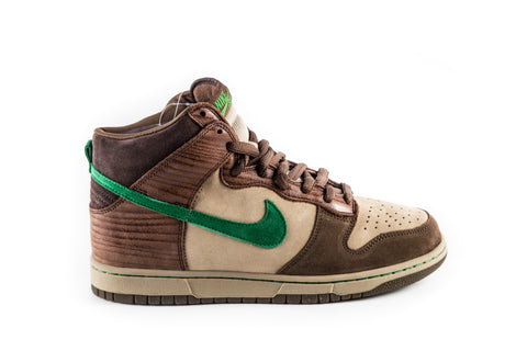 SB Dunk High Premium Deck High