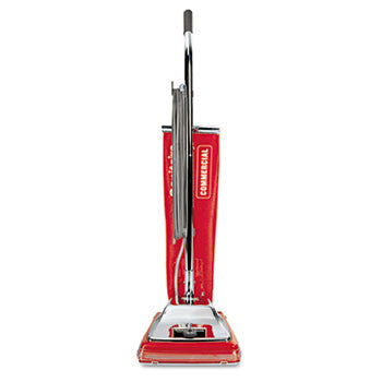 Quick Kleen Commercial Upright Vacuum with Vibra-Groomer II-Electrolux Floor Care Company-T-Ray Specialties