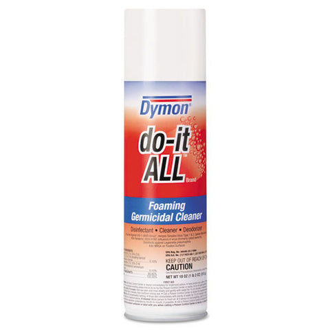Do-It-All Germicidal Foaming Cleaner (12/Case)-Itw Pro Brands-T-Ray Specialties