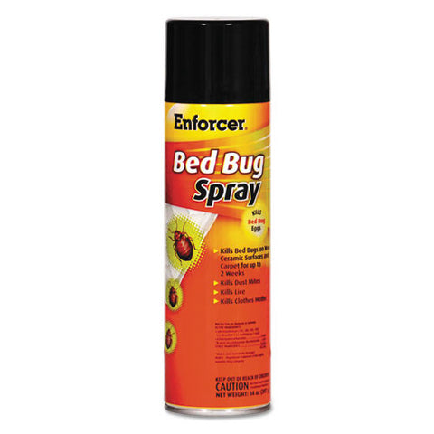 Bed Bug Spray 12/Case-Zep-T-Ray Specialties