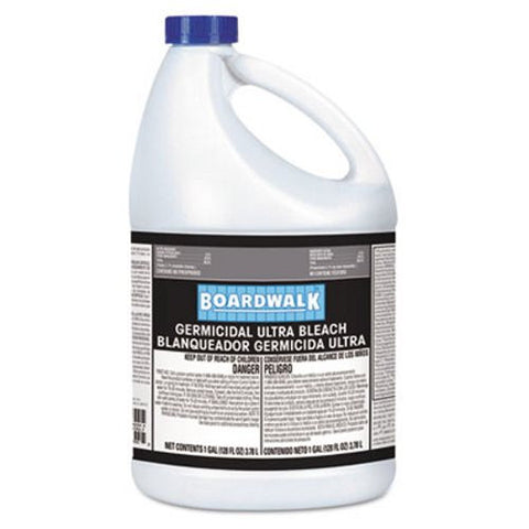 Ultra Germicidal Bleach (6/Case)-Boardwalk-T-Ray Specialties