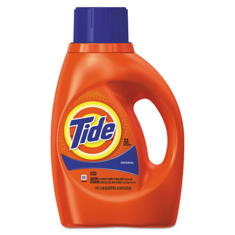 Ultra Liquid Tide Laundry Detergent (6/Case)-Procter & Gamble-T-Ray Specialties
