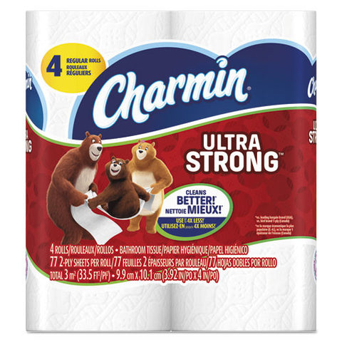 Ultra Strong Bathroom Tissue (24/Case)-Procter & Gamble-T-Ray Specialties