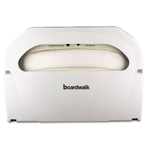 Wall-Mount Toilet Seat Cover Dispenser (2/Case)-Boardwalk-T-Ray Specialties